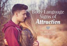 A continuation of the main body language article, here we'll learn in more detail about body language of attraction signs and how they work.