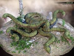 Lernaean Hydra | 3D Models and 3D Software by Daz 3D