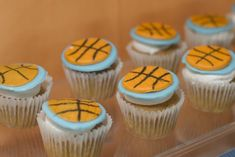 Slam Dunk Baby Shower by Lederle of Love Every Detail via www.babyshowerideas4u.com #babyshowerideas4u