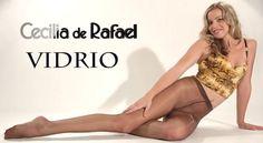 Cecilia de Rafael CdR High Gloss Shiny 15 Denier Pantyhose
