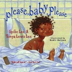 """Abby's """"What to read at baby storytime"""" series even includes diverse books! Make sure you read the comments on her posts for even more suggestions."""