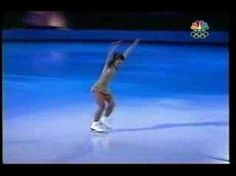 Michelle Kwan - I distinctly remember watching this in the 2002 Olympics and thinking it was the most beautiful thing- from her skating, to the song, to her crying at the end. One of the very vivid memories I have from watching the Olympics.