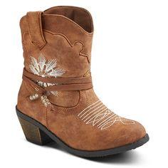Girls' #COWGIRLLIFE Cowboy Boots - Tan