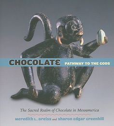 Visually stunning look at the importance of cacao in Mesoamerica through the ages. Combining two of my favorite things, chocolate and archaeology, you see a complete collection of Maya art and sculpture, and modern day ceremony along with interesting research. I came across this book and its authors at the University of Texas Maya Meetings in 2009.