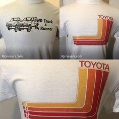 Retro Toyota truck fj40