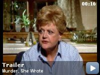 Murder, She Wrote: :  -- Mystery writer finds herself investigating murders that occur around her.<3<3<3