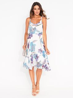 Image for Pressed Petals Soft Dress from Portmans