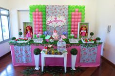 Festa Infantil: Tema Moranguinho Baby | Decorar é preciso