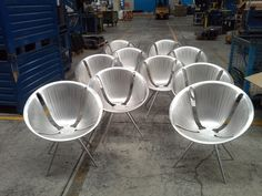 #rosslovegrove#design#industriel#fauteuil#aluminium#moroso#italie