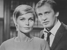 Sixties | Carol Lynley and Roy Thinnes in The Invaders episode, The Believers