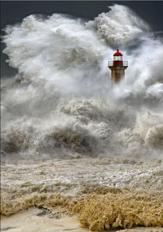 Porto, Portugal Lighthouse