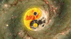 Yin Yang - Tao Galaxy - Dao - Wallpaper
