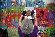 Older Generation Street Artists Destroy Graffiti Stereotypes, http://itcolossal.com/lata-65-street-art/  Check more at http://itcolossal.com/lata-65-street-art/