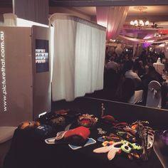 Signature Booth Fun! #PanoramaHouse #Bulli #Wedding #Photobooth #Fun #Props #WeLoveWeddings #OcenViewRoom