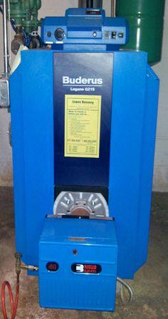 Buderus Logano GE515 | Buderus Boilers | Pinterest