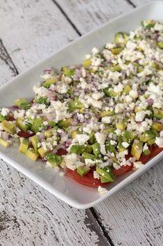 Pasta Salad, Cobb Salad, Feta, Avocado Hummus, Lchf, Potato Salad, Nom Nom, Buffet, Clean Eating
