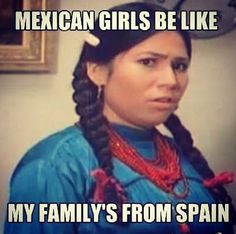 Mexicans from Spain