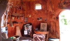 Hobbit hole interiors