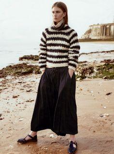 "purlonpearl: ""benjamin vnuk · Florence Kosky · knitwear · sweaters · Verity Parker """