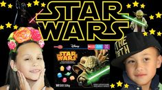 CHALLENGE !! Star Wars Gummy Candy Darth Vader & Stormtrooper | Candy & ... Justice League, My Little Pony, Cool Kids, Kids Toys, Channel, Barbie, Challenges, Darth Vader, Star Wars