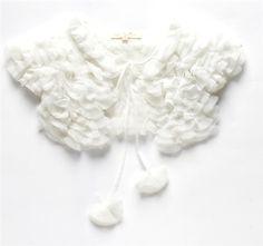 Tutu Du Monde Plie Caplet in Off White. Size M (5-7). Fits sizes ...