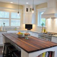 Coast Green Granite, Transitional, kitchen, Cote de Texas
