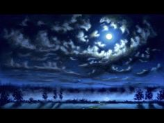 A Ring Of Fire - Light My Way VII - Time Lapse Acrylic Painting By Nagua...