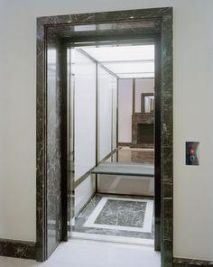 Aufzug Naturstein, Haus Hardenberg, Ralf Schmitz