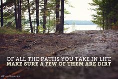 It's time to hit the trails again.  #Muskoka