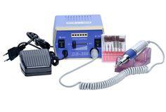 15W EU Plug Professional Electric Acrylic Nail Art Drill Grinding Sand Manicure…