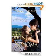 The Winds of Sonoma (Regalo Grande) [Kindle Edition]  Nikki Arana (Author)
