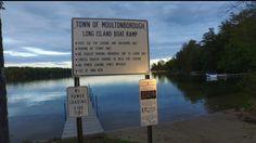 Lake Winnipesaukee in  Moultonborough, NH.