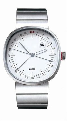 Alessi TIC 24 hour watch