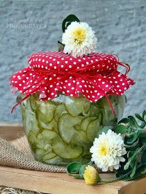 Hungarian Recipes, Hungarian Food, Meals In A Jar, Preserves, Pickles, Table Decorations, Canning, Christmas Ornaments, Holiday Decor