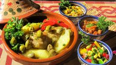 Eating is a very important affair at Villa Dinari. Our love of food, and Moroccan food in particular, has led us to experiment with many different recipes known and loved by our clients. Over the y...