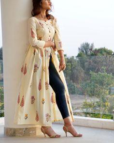 Shop for Designer Dresses, Accessories & More for Women, Men and Kids Pakistani Dresses Casual, Indian Fashion Dresses, Dress Indian Style, Indian Designer Outfits, Indian Outfits, Designer Dresses, Casual Dresses, Simple Kurti Designs, Kurta Designs Women