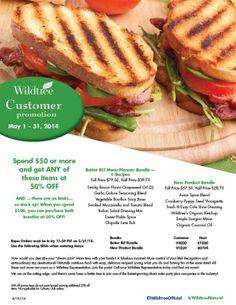May 2014 Customer Promotion!