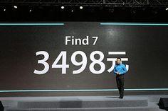 Le grand évènement est enfin arrivé, le lancement du #OPPO Find 7 a finallement eu lieu hier le 19 Mars à Beijing (Pékin). Le nouveau OPPO Find 7 est devenue le premier Smartphone à écran de 5.5 pouces du marché avec ses 2K de résolution, le soutien pour le réseau 4G , et sa nouvelle...