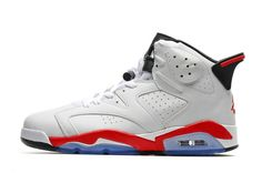superior quality 3c751 96153 Air Jordan 6 Retro Men s Shoes white red  airjordan6retro 017  -  83.99    Buy Air
