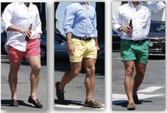 Chubbies. I actually really like these on guys.. if they've got nice legs/thighs hahaha