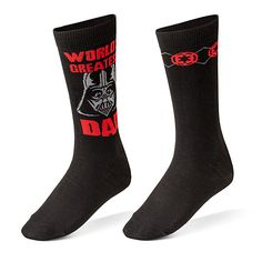 Stylish Star Wars Socks For Men And Women | @Anita Nobile, I'm thinking for Dad's bday? ;)