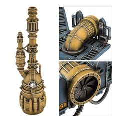 Games Workshop has a blast from the past up this weekend, plus those much anticipated Shadow War Terrain kits!