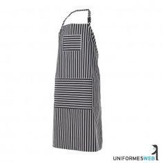 Los #delantales de cocina son un básico para cualquier #chef. Evitan manchas de salpicaduras y posibles quemaduras por líquidos a altas temperaturas.
