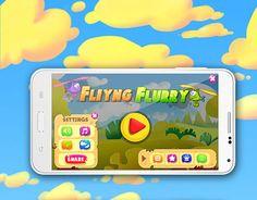 "Check out new work on my @Behance portfolio: ""Дизайн игры FlyingFlurry"" http://be.net/gallery/53492393/dizajn-igry-FlyingFlurry"