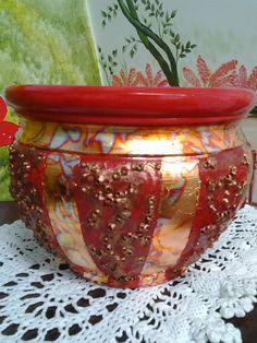 vaso terracotta