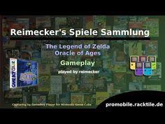 Reimecker's Spiele Sammlung : The Legend of Zelda Oracle of Ages