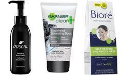 Charcoal Beauty Products & Masks