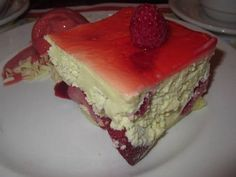 Fraisier Strawberry Cake recipe from Les Chefs de France in EPCOT at Disney World