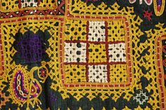 Gujarat Embroidery