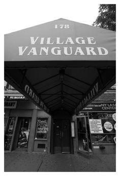 The Village Vanguard, Greenwich Village, NYC.